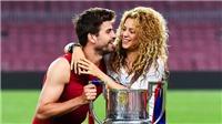 Shakira ngọt ngào ủng hộ Pique, xóa tan tin đồn chia tay?