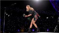 Vợ chồng 'Deadpool' Ryan Rednolds 'quẩy tung' concert của Taylor Swift