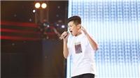 'Tiểu Justin Bieber' hát Love Yourself 'đốn tim' các HLV Giọng hát Việt nhí