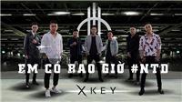 'Ban nhạc đẹp trai nhất Việt Nam' tung sản phẩm EDM