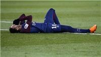 Neymar công bố hình ảnh chấn thương, Emery vẫn lạc quan