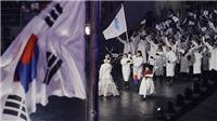 Ấn tượng lễ khai mạc Olympic Pyeongchang 2018: Hàn Quốc và Triều Tiên truyền thông điệp hoà bình