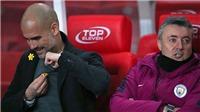 Sau án phạt, Guardiola xử lý vụ ruy băng vàng ủng hộ Catalunya như thế nào?