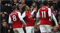 CẬP NHẬT sáng 2/4: Aubameyang đi vào lịch sử Arsenal. Umtiti cảnh báo M.U. Pogba khen Mourinho