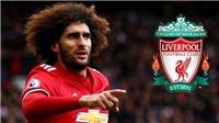 SỐC: Fellaini đã quyết định bỏ M.U, chọn... Liverpool