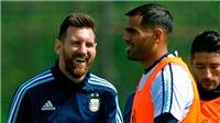Hậu vệ Sevilla: 'Nếu đập Messi, tôi sẽ không thể trở về Argentina'