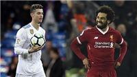 CẬP NHẬT sáng 27/4: Salah khó đánh bại Ronaldo. Barca lo âu vụ Griezmann. Sao trẻ đòi rời M.U