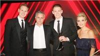 Mourinho lý giải vì sao bỏ Matic, chọn McTominay là Cầu thủ M.U xuất sắc nhất mùa