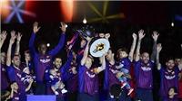 Barca lập kỷ lục vô tiền khoáng hậu ở... World Cup 2018