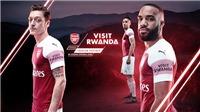 Sao Arsenal mặc quần ngược, bị chê 'quảng cáo rẻ tiền' ngày ra mắt áo đấu
