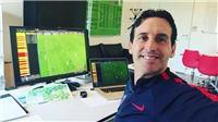 Tân HLV Arsenal, Unai Emery: Yêu bóng đá đến ám ảnh, sùng đạo và mê cờ vua