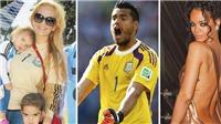 Bà xã Romero: Nàng WAGs chua ngoa nhất M.U, gây hấn vợ Messi, 'lấy đời trai' Aguero