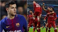 Bỏ Liverpool sang Barcelona, Coutinho vẫn nhận được huy chương Champions League