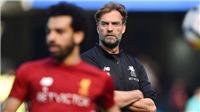 Klopp cảnh báo Salah chấm dứt ngay trò ăn vạ
