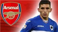 NÓNG: Lucas Torreira cập bến Arsenal, giá 26,4 triệu bảng