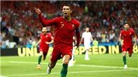 CẬP NHẬT sáng 17/6: Cầu thủ Ghana đòi lại kỷ lục từ Ronaldo. Thủ môn Iceland tiết lộ bí quyết hạ Messi