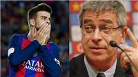 CẬP NHẬT sáng 20/6: Barca điều tra Pique vì vụ Griezmann. Neymar có nguy cơ mất World Cup