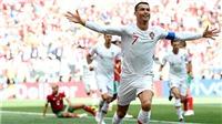 CẬP NHẬT sáng 21/6: Ronaldo phá kỷ lục vĩ đại của Puskas. Messi bị đối xử bất công. M.U hoàn tất vụ Fred
