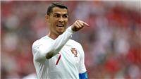 CẬP NHẬT sáng 22/6: Fabregas chê bai Ronaldo. Nigeria thách thức Messi. Đức nhận tin dữ