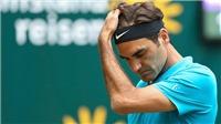 Federer và Djokovic rủ nhau thất bại ở chung kết. 'Tàu tốc hành' mất ngôi số 1 thế giới