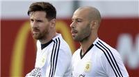 TIN HOT World Cup 26/6: Messi muốn 'liều mạng' trước Nigeria. Ba Lan chia phe chống Lewandowski