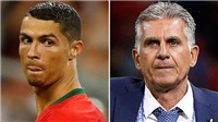 TIN HOT World Cup 30/6: Ronaldo bị tố 'mất dạy'. Nhà riêng Salah bị fan bủa vây