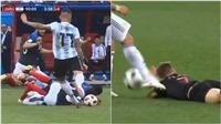 Fan kêu gọi FIFA treo giò Otamendi 10 trận vì chơi xấu Pogba, Giroud và Rakitic