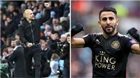 Riyad Mahrez phá kỷ lục chuyển nhượng khi gia nhập Man City