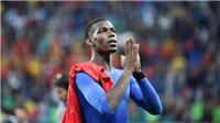 Pogba nhắn nhủ thông điệp xúc động tới đội bóng nhí Thái Lan sau trận thắng Bỉ