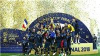 CẬP NHẬT sáng 16/7: Mbappe là Cậu bé Vàng. Ronaldo đến Turin. Courtois bất ngờ gây áp lực với Chelsea