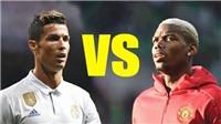 CHUYỂN NHƯỢNG M.U 19/7: Không phải Ronaldo, Juve sẽ lập kỷ lục với Pogba. Nhận tin dữ từ tân binh Dalot
