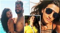 Ngắm vẻ nóng bỏng chỉ kém mỗi bồ Neymar của vợ thủ thành Alisson Becker