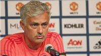 CẬP NHẬT sáng 28/7: Mourinho cảnh báo Juve về Ronaldo. Thêm một ngôi sao xác nhận rời M.U