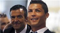CẬP NHẬT sáng 6/7: Mendes nói về tương lai Ronaldo. Real công bố tân binh. Đá lại trận Anh - Colombia?