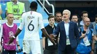 TIN HOT World Cup 7/7: Pogba đáng nhận thẻ đỏ. Beckham nhận cá cược với Ibra vì Anh vs Thụy Điển