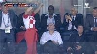 Những khoảnh khắc tuyệt vời từ nữ Tổng thống Croatia trong chiến thắng trước tuyển Nga