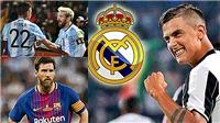 CHUYỂN NHƯỢNG ngày cuối 31/8: Real nổ 'bom tấn' Dybala. Áo Ronaldo ở Bernabeu có chủ mới. PSG khổ sở vì Rabiot