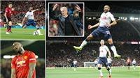 M.U 0-3 Tottenham: Hàng thủ mơ ngủ, M.U bị nhấn chìm trong 2 phút, Mourinho lâm nguy