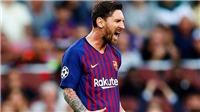 Các chân sút sáng giá ở Champions League, ai 'dọa' được Messi?