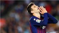 'Vì danh dự, Pique nên rời Barca'