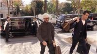 David Beckham và vợ sang Paris sau vụ lái xe quá tốc độ