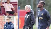 TIN HOT M.U 2/10: Pogba không bắt tay Mourinho. Sanchez nhận tối hậu thư