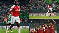CẬP NHẬT sáng 26/10: Arsenal thắng trận 11 liên tiếp, Milan thua. Sao M.U đình công. Guardiola thề độc
