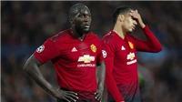 Gary Neville: 'Lukaku tịt ngòi 8 trận, Mourinho vẫn không nên loại bỏ anh'