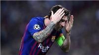 Giải mã màn ăn mừng đưa tay 'chải đầu' của Lionel Messi