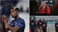 CẬP NHẬT sáng 11/11: Pogba sẽ vắng mặt trận derby Manchester. CĐV đội mưa xếp hàng mua vé AFF Cup