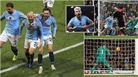CẬP NHẬT sáng 12/11: Man City vùi dập M.U. Real thắng, Barca thua tan nát. Ronaldo trừng phạt Milan