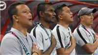 HLV Singapore tuyên bố sẽ 'gây sốc' cho Thái Lan ở trận cầu sinh tử