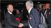 CHUYỂN NHƯỢNG M.U 23/11: 3 mục tiêu Mourinho quyết mua bằng mọi giá. Giành trung vệ 70 triệu bảng với Chelsea