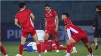 CẬP NHẬT sáng 26/11: Tuyển Việt Nam thay đổi kế hoạch AFF Cup vì bão. Barca mất ngôi đầu Liga